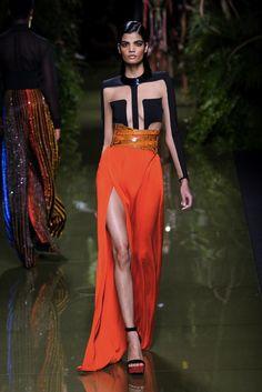 Paris Fashion Week: Balmain SS17