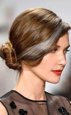 The Hair: NYFW Spring '15