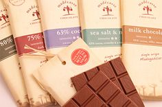 Madecasse #FairTrade Chocolate