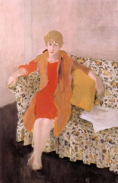 Fairfield Porter - Portrait of Elaine de Kooning 1957 Fairfield Porter, Franz Kline, Willem De Kooning, Jasper Johns, Robert Motherwell, Paul Klee, Jackson Pollock, Joan Mitchell, Richard Diebenkorn
