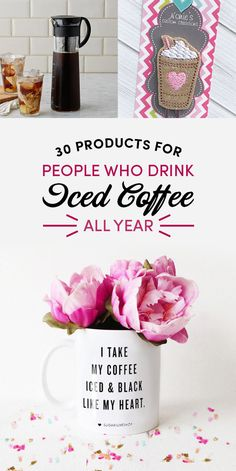 30 Products For People Who Drink Iced Coffee All Year #timbeta #sdv #betaajudabeta