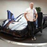 Supera 1 mln dollari e i 450 Km orari, è la Koenigsegg One:1