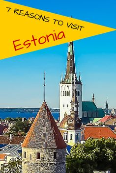 Estonia has been near the top of our travel wish-list for awhile now. In today's guest post, Tracy Zhang of Just In Time Travels shares seven reasons why she loves the country. Travel Goals, Us Travel, Places To Travel, The Places Youll Go, Places To See, Baltic Cruise, Estonia Travel, Adventure Is Out There, European Travel