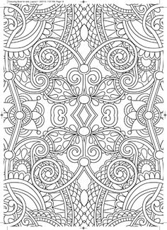 COLOURS Adult Colouring Book