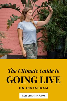 How to go Live on Instagram to increase your business. Learn all my tips on how to go live, what to say on a live video, and how to use Instagram Live for marketing your business! #instagramtips #instagrammarketing #instagramforrealestate #instagramforcoaches #coachingindustry #onlinebusiness Free Instagram, Instagram Tips, Instagram Story, Content Marketing Strategy, Social Media Marketing, My Best Secret, Buy Instagram Followers, Free Followers, Instagram Marketing Tips