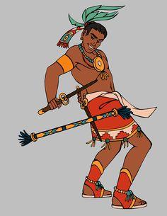 Aztec Circus on Behance