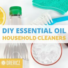 These essential oil cleaners will enable you to keep your home clean without all the toxins! Check out our recipes for homemade cleaners!