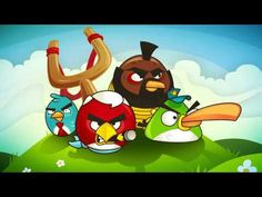 "The Angry Team (Angry Birds & The A-Team) - ""The Angry Team"" is what you get when you mash up the greatest game ever made, Rovio's Angry Birds, with one of the best action adventure television series of the 80's, The A-Team! No swine stands a chance against this elite flock of fowl.  ""If your eggs are missing, and no one else can help... maybe you can hire... THE ANGRY TEAM!"""
