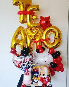 Desayuno decorado ideal para sorprender Balloon Decorations, Balloons, Bouquet, Christmas Ornaments, Holiday Decor, Birthday Party Themes, Themes For Parties, Globe Decor, Celebrations
