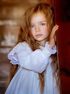 """""""The Boulevard of dreams"""" Young Girl Photography, Cute Kids Photography, Ginger Babies, Ginger Girls, Beautiful Children, Beautiful Babies, Beautiful People, Black Widow Aesthetic, Girls With Red Hair"""