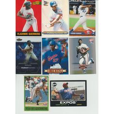 20 + Different VLADIMIR GUERRERO cards lot 1996 - 2010 Expos Angels Rangers Listing in the 2000-2010,Sets,MLB,Baseball,Sports Cards,Sport Memorabilia & Cards Category on eBid United States   147952846