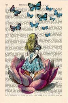Há 150 anos: as psicodelias de 'Alice no País das Maravilhas' eram publicadas: http://www.thenewframepost.com.br/diaadia/ha-150-anos-as-psicodelias-bizarras-de-alice-no-pais-das-maravilhas