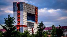Edificio Mirador Sanchinarro | by Juaberna Madrid, Spain, Multi Story Building, Architecture, Buildings, Arquitetura, Sevilla Spain, Architecture Design, Spanish