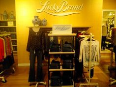 Lucky Brand Ladies