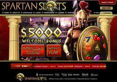 Play at Spartan Slots Online Casino