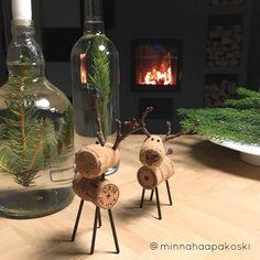 Täydelliset korkkiporot syntyvät parhaiten kuohuviinipullon korkeista. Muotoilija Minna Haapakoski kertoo täydelliset ohjeet söpöjen...
