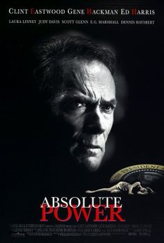 Absolute Power ~ Clint Eastwood directed, produced & starred with an all star cast