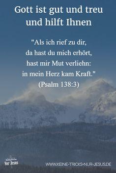 Wir wollen alles. Und wir wollen es sofort. Gott gibt uns alles, was gut für uns ist. Und zum für uns besten Zeitpunkt ● Wir sind da wie spirituelle Babys. Wir wollen alles, und wir wollen es sofort. Und dabei überschauen wir eben mal nur von A bis B, während unser uns liebender himmlischer Vater das Gesamtbild von A bis Z überblickt. German Language, Sorting, Religion, My King, Verses, Prayers, Lord, Bible, Faith