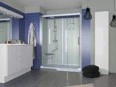 Homeplaza - Wie an nur einem Tag aus einer Badewanne eine barrierefreie Dusche wird