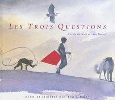 Trois questions,les
