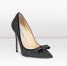 Maya - PRE ORDER NOW  Jimmy Choo with Bows