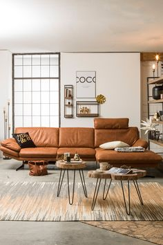 Loft, Couch, Furniture, Home Decor, Minimalist, Homes, Dekoration, House, Settee