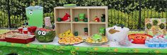 Melissa's Projects: Angry Bird Birthday Party