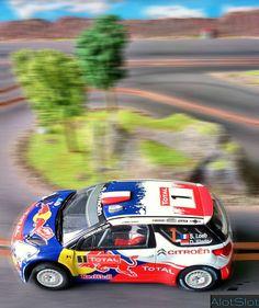 Citroën DS 3 WRC (1/32 scale) #scalextric #slot #slotcar #slottrack #slotcartrack #circuito #rennbahn #maqueta #portable #forsale #scalemodel #modelismo #modelism #handmade #paint #airbrush #aerografo #landscaping #rally #cars #wrc #wec #paintwork #mountain #montaña #diy #doityourself #entrepreneur #custom #artisan #woodart #art #carart #maqueta #madera #handmade #hechoamano #woodwork #fetama #citroen #citroën #ds3 #ogier #ghymkana #toypic #handcrafted