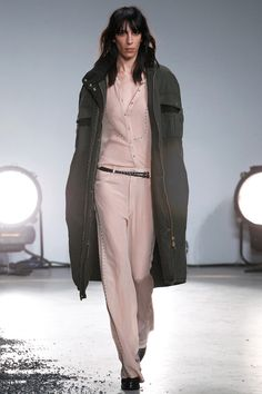 Zadig & Voltaire | Fall 2014 Ready-to-Wear Collection | Style.com [Photo: Marcus Tondo / Indigitalimages.com]