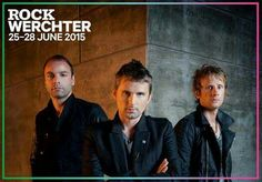 Ticketmaster.be Rock Werchter 2015 Muse