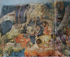 Patrick Martin, Byzantine Art, Orthodox Icons, Fresco, Saints, Projects To Try, Painting, Interior, Fresh
