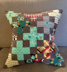 Nordika pillow by Alexis Stickney