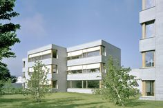 Bauten – Weber Hofer Partner AG