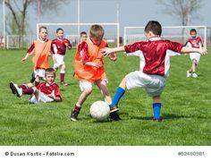 Sport für Kinder ist wichtig: Kinder haben einen natürlichen Bewegungsdrang, den sie, sobald sie sich selbst fortbewegen können, auch ausleben wollen.