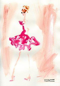 Brigitte Bardot by Miyuki Ohashi