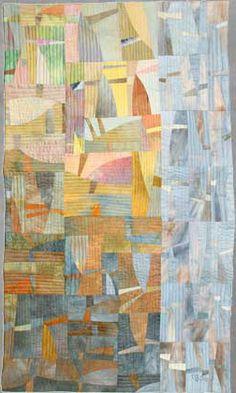 Christine Brandstetter    Improvisation III  2006  122 x 70 cm