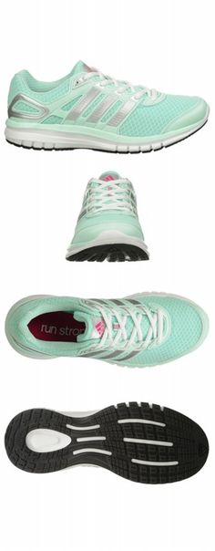 #adidas has flawlessly mixed fashion with fitness in their #mint DURAMO #runningshoes! #famousfootwear #shoes #sneakers