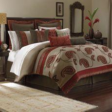 Bombay Bali 4-Piece Comforter Set - Bed Bath & Beyond