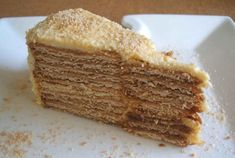 Going to have a party and want to prepare a different and special cake? This delicious creamy wafer cake flavored with coffee, has excellent. Portuguese Desserts, Portuguese Recipes, Marie Biscuit Cake, Baking Recipes, Cake Recipes, Candy Cakes, Gateaux Cake, Cake Flavors, Something Sweet