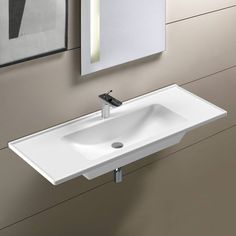 Επιλογή με στυλ για κάθε μπάνιο.  Δείτε το νιπτήρα Serel Slim 3039