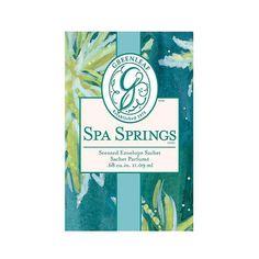 Petit sachet parfumé spa springs  11,09ml