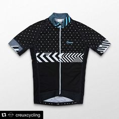 The cats @creuxcycling  out out their first race cut kit not too long ago. Available only at select in store locAtions. ・・・ Re-con Jersey.  Navigation x Dazzle Camo Pattern.  Race Cut.  Limited Release.  Arrives next week.
