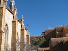 Loretto Chapel/The Inn and Spa at Loretto