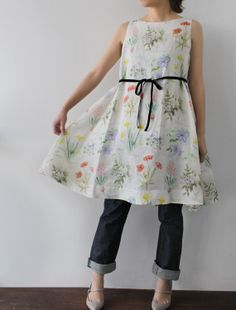 [Envelope Online Shop] Dress flower2 Lisette New