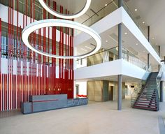 New Flagship Office / ESA Architects, Newbury, Berkshire, England