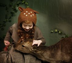 Loving a little Fawn ♥
