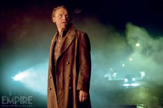 The World's End Stills Drop: Simon Pegg is in a Fog