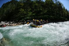 Rafting in Österreich auf der Salza in der Steiermark. Rafting, Boat, National Forest, Tours, Adventure, Dinghy, Boats, Ship