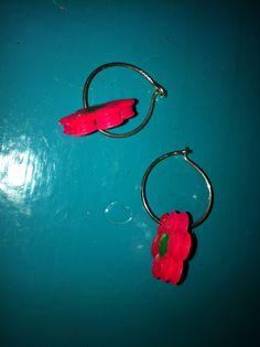 Jeg har lavet øre ringe