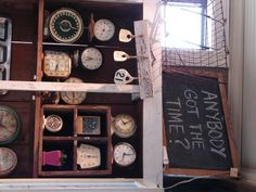 ``Find great things at a flea market